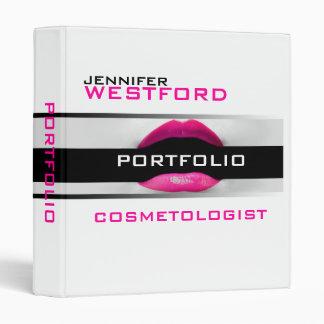 Cosmetics Portfolio Binder