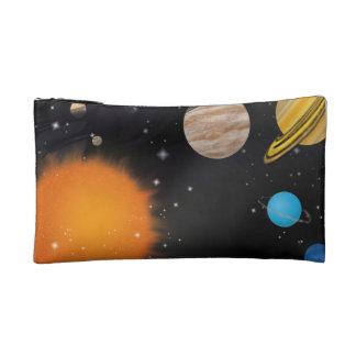 cosmetics sporran solar system cosmetics bags