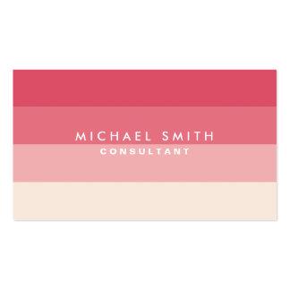 Cosmetologist elegante profesional del artista de  tarjeta de visita