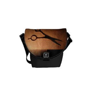 Cosmetology Messenger Bag