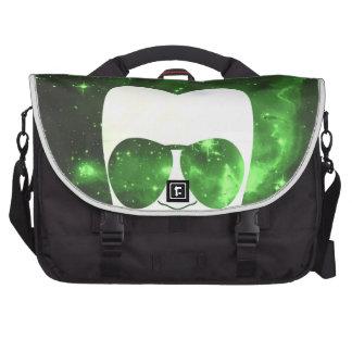 Cosmic Afro Laptop Bags