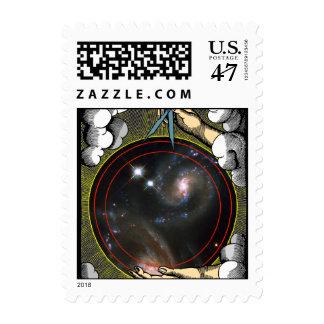 Cosmic Alchemy - Postage #2