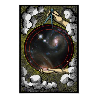 Cosmic Alchemy - Poster print