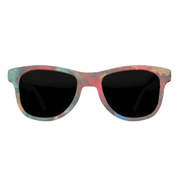 Beach Themed Cosmic Analysis No.1 Sunglasses