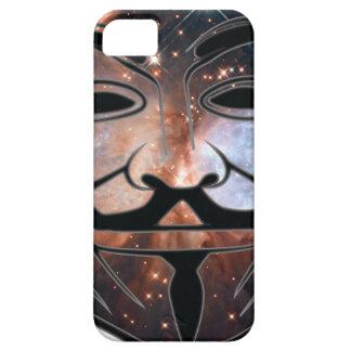 Cosmic Anon iPhone 5 Cases