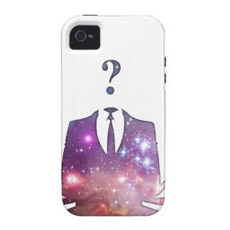 Cosmic Anon Vibe iPhone 4 Cases