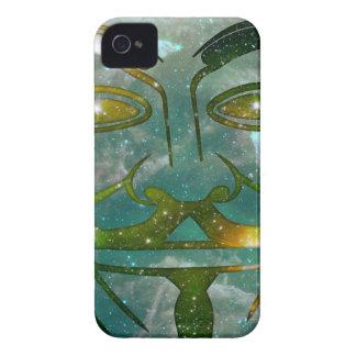 Cosmic Anon iPhone 4 Covers