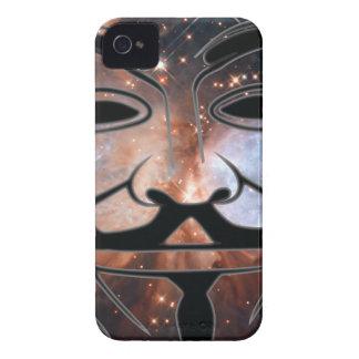 Cosmic Anon iPhone 4 Cover