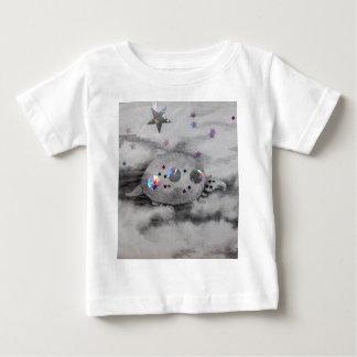 Cosmic Armadillo CricketDiane Art & Design Baby T-Shirt