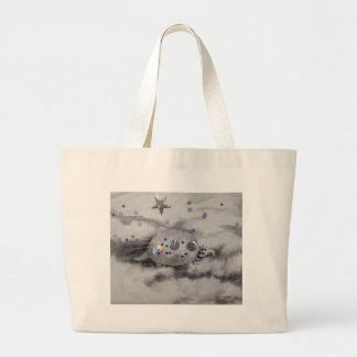 Cosmic Armadillo CricketDiane Art & Design Bag