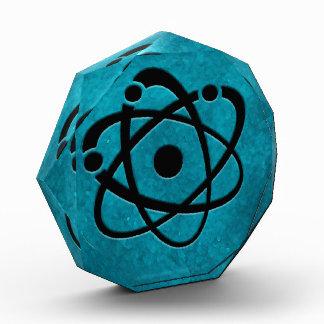 Cosmic Atomic Acrylic Award
