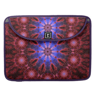 Cosmic Aura Mandala Sleeves For MacBooks