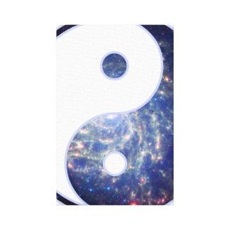 Cosmic Balance Canvas Print