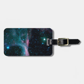 Cosmic Ballerina in space NASA Bag Tag