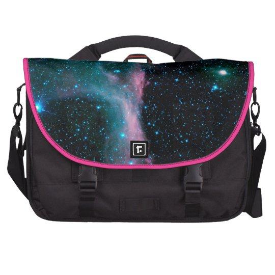 Cosmic Ballerina in space NASA Laptop Bags