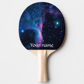 Cosmic Ballerina in space NASA Ping-Pong Paddle