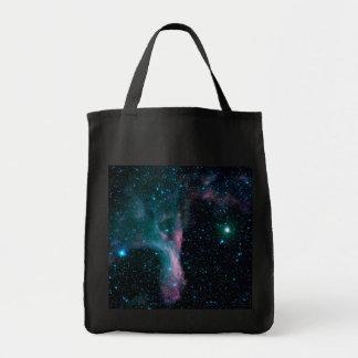 Cosmic Ballerina in space NASA Tote Bag
