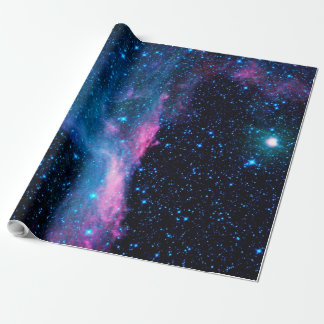 Cosmic Ballerina in space NASA Wrapping Paper