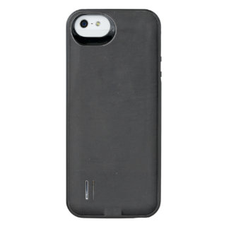 Cosmic Black Magic iPhone SE/5/5s Battery Case