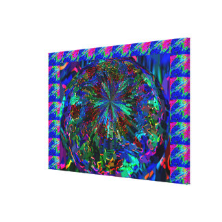 COSMIC Blasts and Sparkles Canvas Print