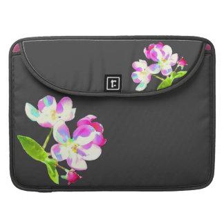 Cosmic Blossoms Sleeve For MacBooks