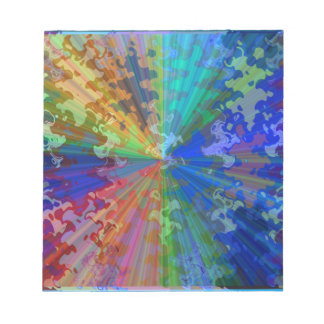 Cosmic Blueray Sparkling Jewels Memo Note Pads