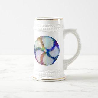 Cosmic Blueray Sparkling Jewels Mugs