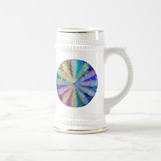 Cosmic Blueray Sparkling Jewels Coffee Mug