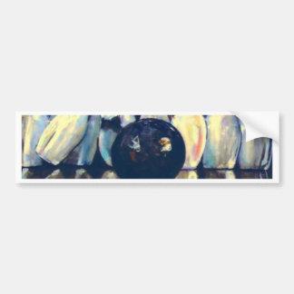 Cosmic Bowling Bumper Sticker