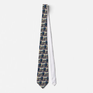 Cosmic Bowling Tie
