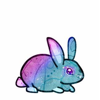 Cosmic Bunny Cutout