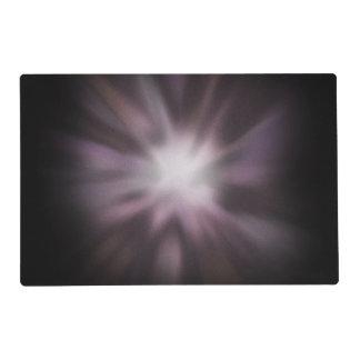 Cosmic Burst Artwork Placemat