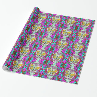 cosmic-butterfly-gregvanderlaan wrapping paper