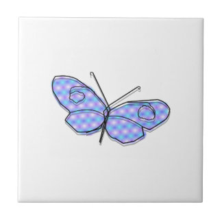 Cosmic Butterfly Tile