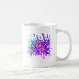 """Cosmic Candy"" Classic White Mug"