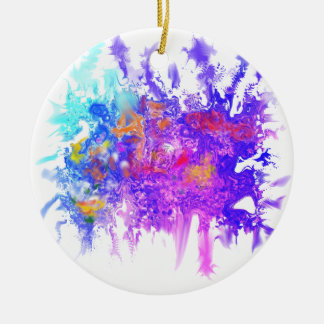 """""""Cosmic Candy"""" Ornament"""