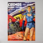 Cosmic Capture Poster