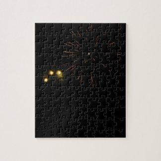 Cosmic Celestial Fireworks jigsaw puzzle