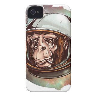 Cosmic Chimp iPhone 4 Case-Mate Case