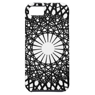 Cosmic Circle (Abstract) iPhone 5 Cover