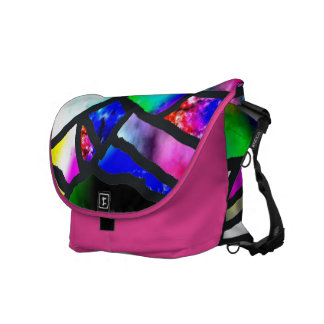 Cosmic Clouds Messenger Bag