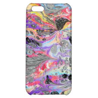 Cosmic Collision iPhone 5c Case