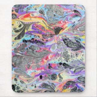 Cosmic Collision Mousepad