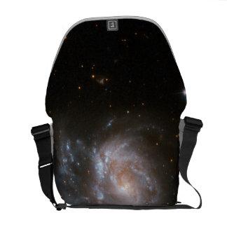 Cosmic Collisions Galore! Messenger Bag