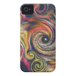 Cosmic Color Swirls Blackberry Bold Case-Mate Case-Mate iPhone 4 Case