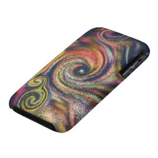Cosmic Color Swirls iPhone3 Case-Mate iPhone 3 Case
