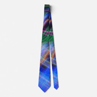 Cosmic Connections III Tie by C.L. Brown