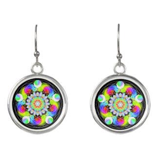 Cosmic Connector Earrings