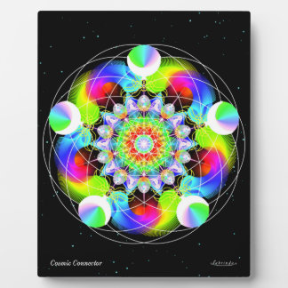 Cosmic Connector Plaque