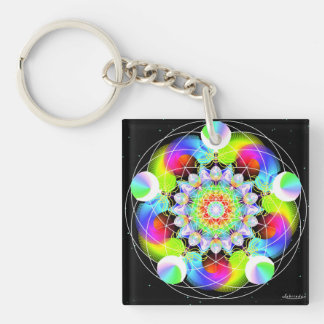 Cosmic Connector/Portaling Keychain